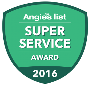2016 Angies list award
