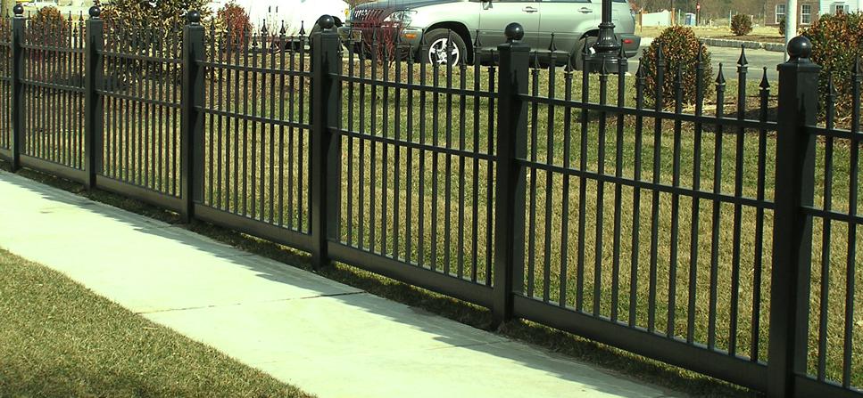 Aluminum-Fence